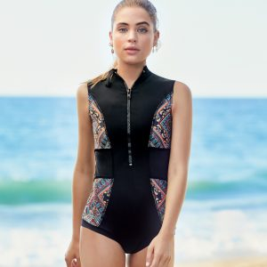 Snap Surf Suit Tribal