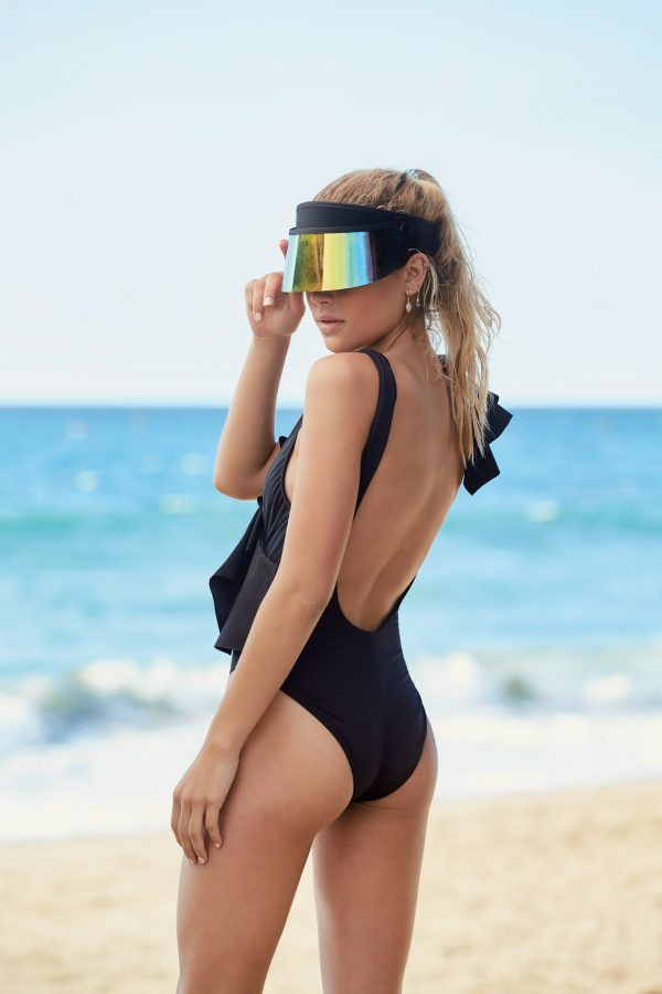Off shore one piece negro